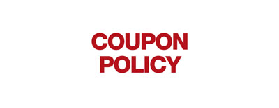 Coupon Policy