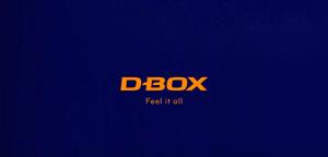 D-Box - Immersive Cinematic Motion