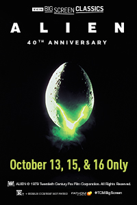 Alien 40th Anniversary (1979) presented by TCM Poster
