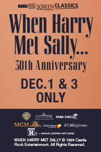 When Harry Met Sally... 30th Anniversary (1989) presented by TCM Poster