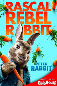 Peter Rabbit - SMC  Poster