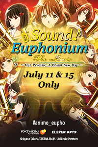 Sound! Euphonium: The Movie – Our Promise: A Brand New Day (Japanese with English subtitles) Poster