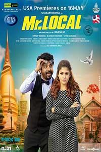 Mr. Local (Tamil with English Subtitles) Poster