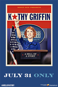 Kathy Griffin: A Hell of a Story Poster