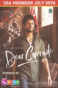 Dear Comrade (Telugu with English subtitles) Poster