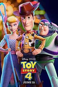 Toy Story 4 [Spanish Dubbed] Poster