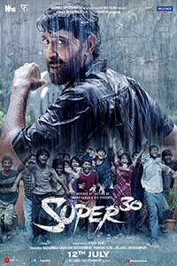 Super 30 (Hindi with English subtitles) Poster