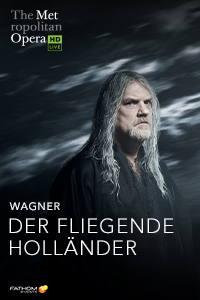 Met Opera: Der Fliegende Hollander Poster
