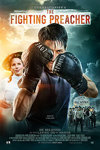 The Fighting Preacher Poster