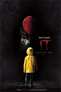 IT Chapter One Bring Back Poster