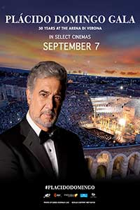 Placido Domingo Gala Poster