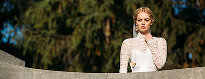 Samara Weaving Steps Out of the Shadows