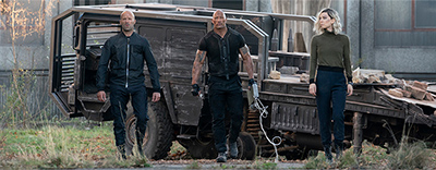 From Hobbs & Shaw to F9: Fast & Furious