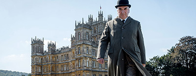 Downton Abbey Returns