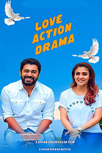Love Action Drama (Malayalam with English subtitles) Poster
