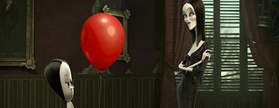 Addams Family History