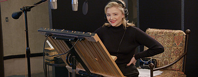 The Addams Family: Chloë Grace Moretz Interview