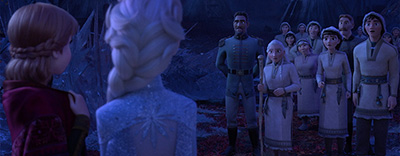 The New Characters of Frozen 2