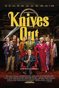 Knives Out Early Access Screening Poster