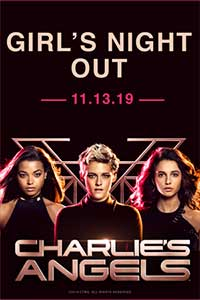 Charlie's Angels Girls Night Out Poster