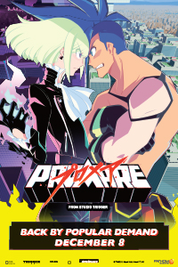 Promare Redux (Japanese with English subtitles) Poster