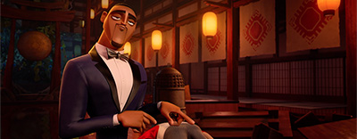 Spies in Disguise: Will Smith Gets Animated