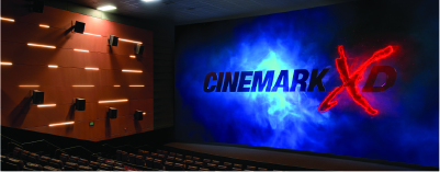 Cinemark XD: Premium Excellence