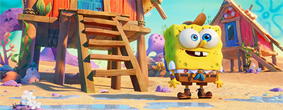 SpongeBob Is Back on the Big Screen