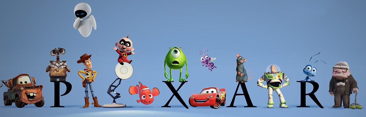 Pixar's New Movies