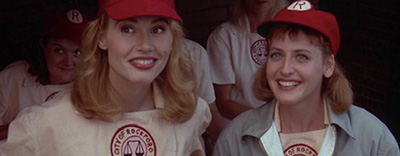 Get Your Baseball Fix: A League of Their Own