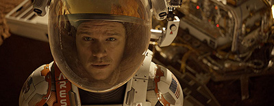 Throwback Classic: The Martian