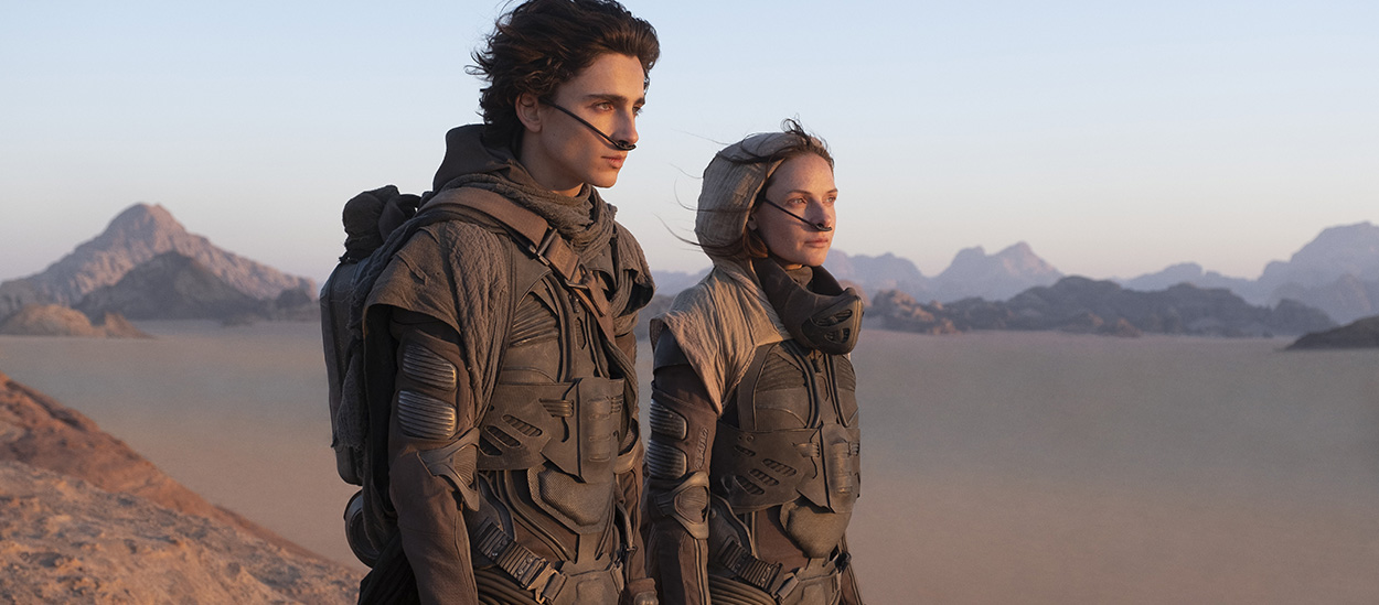 Dune: Five Reasons We Can't Wait to See the New Sci-Fi Epic Section2Image