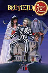 Beetlejuice (1988) - Comeback Classics Poster
