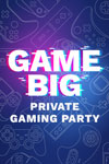 Private Gaming Party Poster