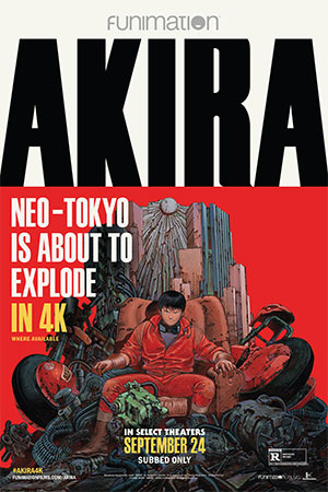 Akira In 4k Japanese With English Subtitles Movie Tickets Showtimes Cinemark