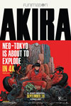 Akira in 4K (Japanese with English Subtitles) Poster