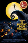 The Nightmare Before Christmas - Comeback Classics Poster