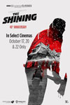 The Shining (1980) 40th Anniversary presented by TCM Poster