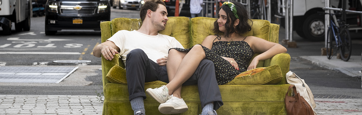 Exclusive Interview: Geraldine Viswanathan and Dacre Montgomery of The Broken Hearts GalleryheroImage