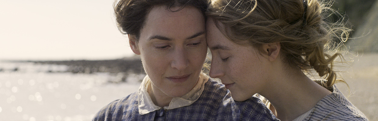 Ammonite: Kate Winslet and Soairse Ronan Smolder in This Historical DramaheroImage