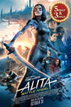 Alita: Battle Angel - Comeback Classics Poster