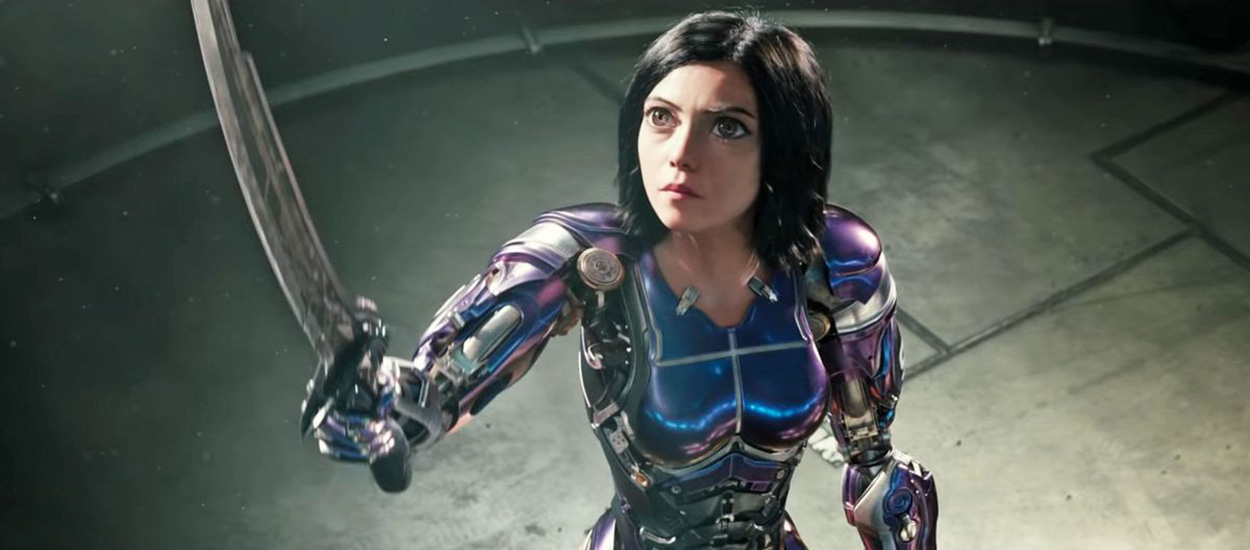 Alita: Battle Angel Is Coming Back to Theatres Section4Image