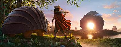 Disney's New Animated Fantasy