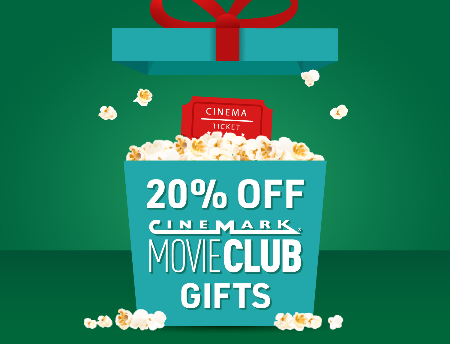 Give the Gift of Movies With Cinemark! Section3Image