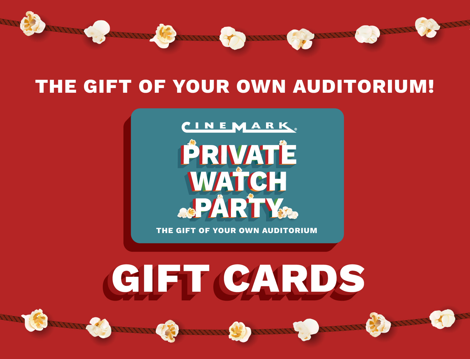 Give the Gift of Movies With Cinemark! Section4Image