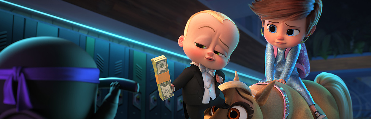 Boss Baby: The Family Business - Six Reasons We Can't Wait