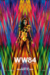 (English with Spanish Subtitles) Wonder Woman 1984 Poster