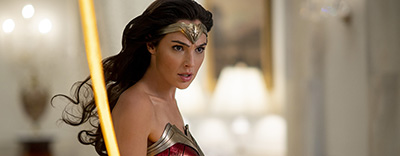 Wonder Woman 1984 Interview: Gal Gadot
