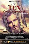 The Ten Commandments 65th Anniversary presented by TCM Poster