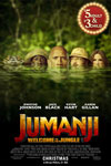 Jumanji: Welcome to the Jungle - Comeback Classics Poster